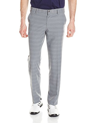 adidas Golf Men's Ultimate Dot Plaid