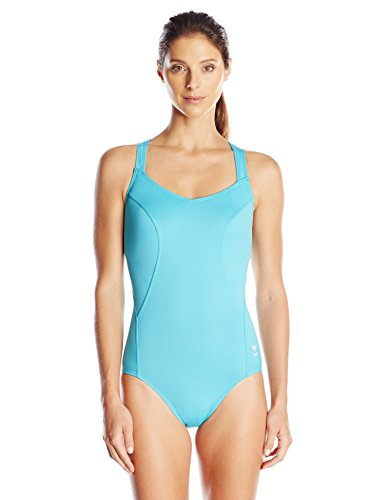 33e2659363426 TYR SPORT Women s Solid Halter Controlfit - Discount Sporting Store