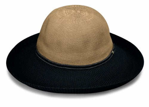 62e6ac8b386 Wallaroo Hat Company Women s Victoria Two-Toned Sun Hat - UPF 50+ - -  Discount Sporting Store