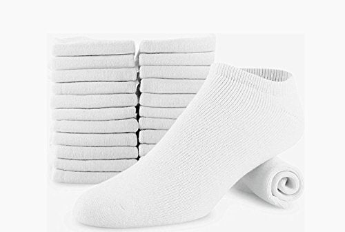 12 Pairs Cotton Sports Cushion Socks Made For Top Brand