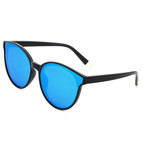 a54358f0ab AMZTM Classic Oversized Cat Eye Women Polarized Sunglasses Fashion Mir -  Discount Sporting Store