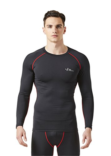 762MPH Men's Compression Quick Cool Dry Long Sleeve Baselayer Underlayer