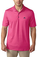 adidas Golf Men's Branded Performance Polo