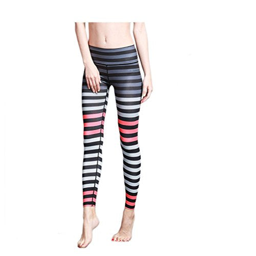 6618a079b1a4c Befullo Women's Yoga Pants Capri Legging Workout Gym - Discount Sporting  Store
