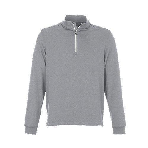 Greg Norman Collection Mens Heathered 1/4-Zip