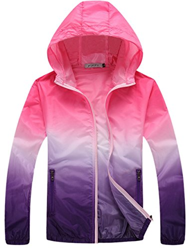 Panegy Super Lightweight Jacket Quick Dry Windproof Skin Coat-Sun Protection for
