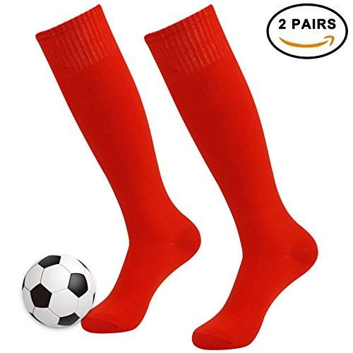 3street Unisex Over Calf Striped/Solid Long Winter Sport Soccer Football