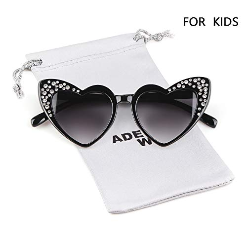 df5602d31698 Love Heart Shaped Sunglasses Women Vintage Christmas Giftv For - Discount  Sporting Store