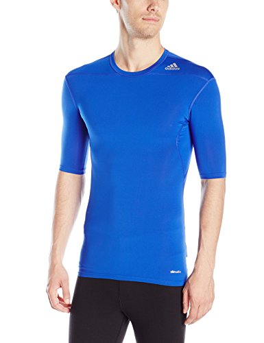 adidas Performance Mens Men's Techfit Compression Baselayer Short