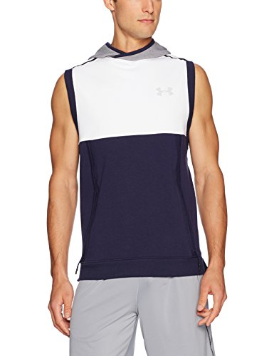Under Armour Men's Threadborne Fleece Sleeveless
