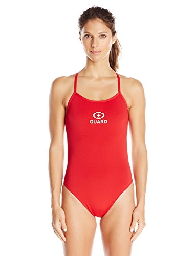 Adoretex Women's Guard Poly Thin Trap Open Back