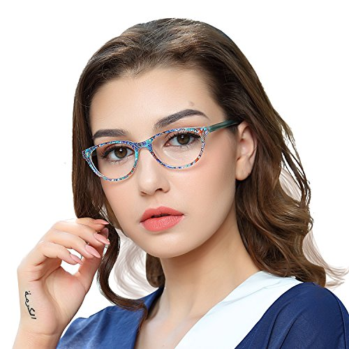 eee56c5ad1 OCCI CHIARI Eyewear Frames Fashion Optical Acetate Eyeglasses with Cle -  Discount Sporting Store