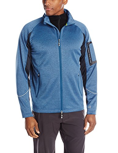 Tamagear Men's Saddleback Full Zip Mid-Layer
