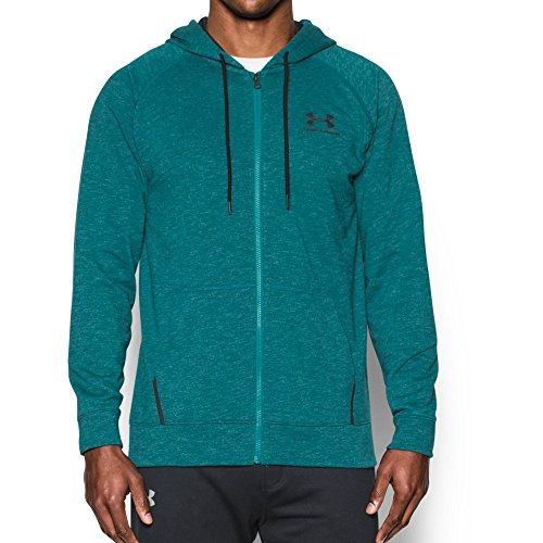Under Armour Men's Sportstyle Fleece Full Zip