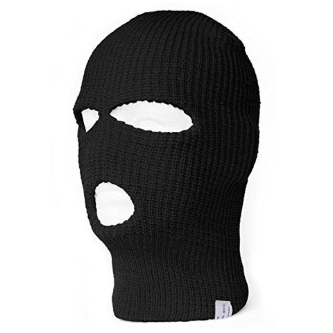 TOP HEADWEAR TopHeadwear 3-Hole Ski Face Mask