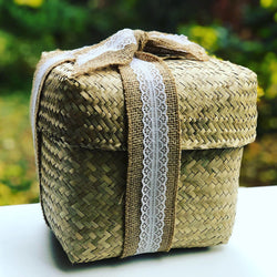 Zero Waste Kit Quattro Combo with FREE Bamboo Basket and FREE Shipping