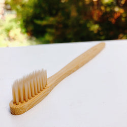 Bamboo toothbrush 1-pack