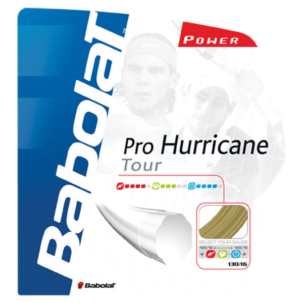 Babolat Pro Hurricane Tour 16g Strings
