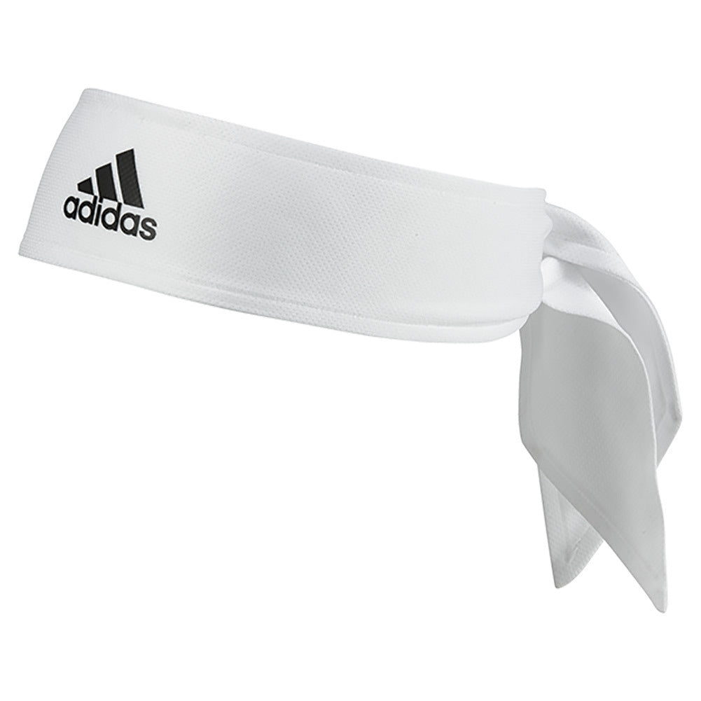 Adidas Tennis Tieband White and Black