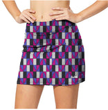 Tennis Skirt (F19LS13) 45spf and MRT Technology
