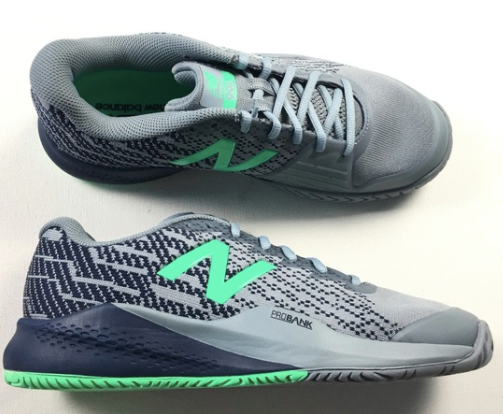 New Balance Men's Gray MCH99613
