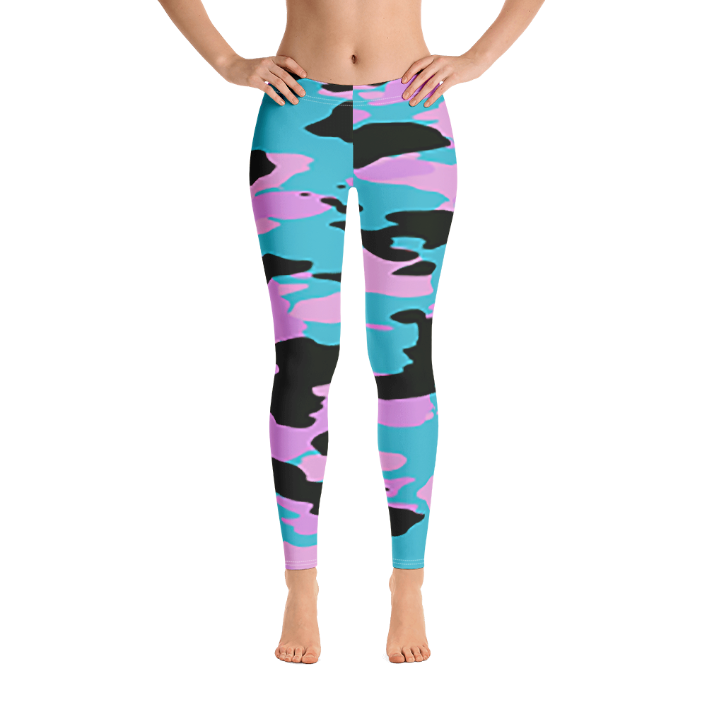 Tennis Inc All-Over Print Leggings F19LG12