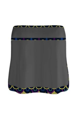 Ladies Tennis Skirt Night Session 47 FW15