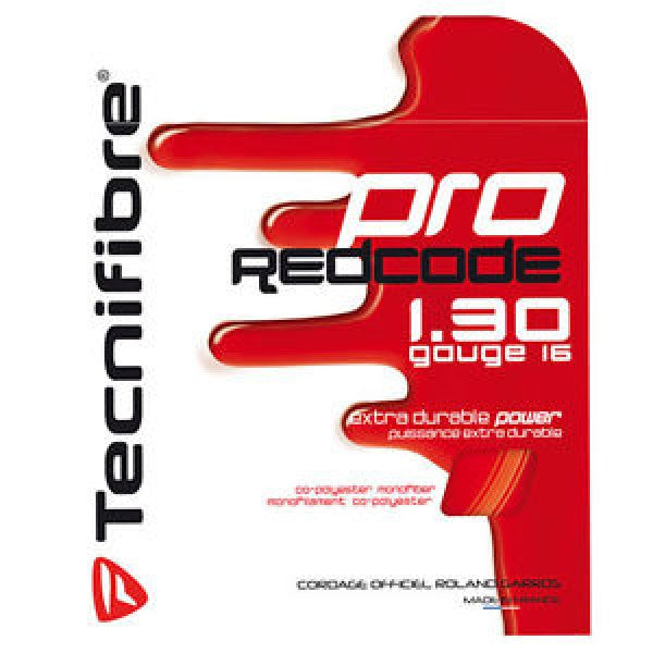 Tecnifibre Pro Red Code String 16G