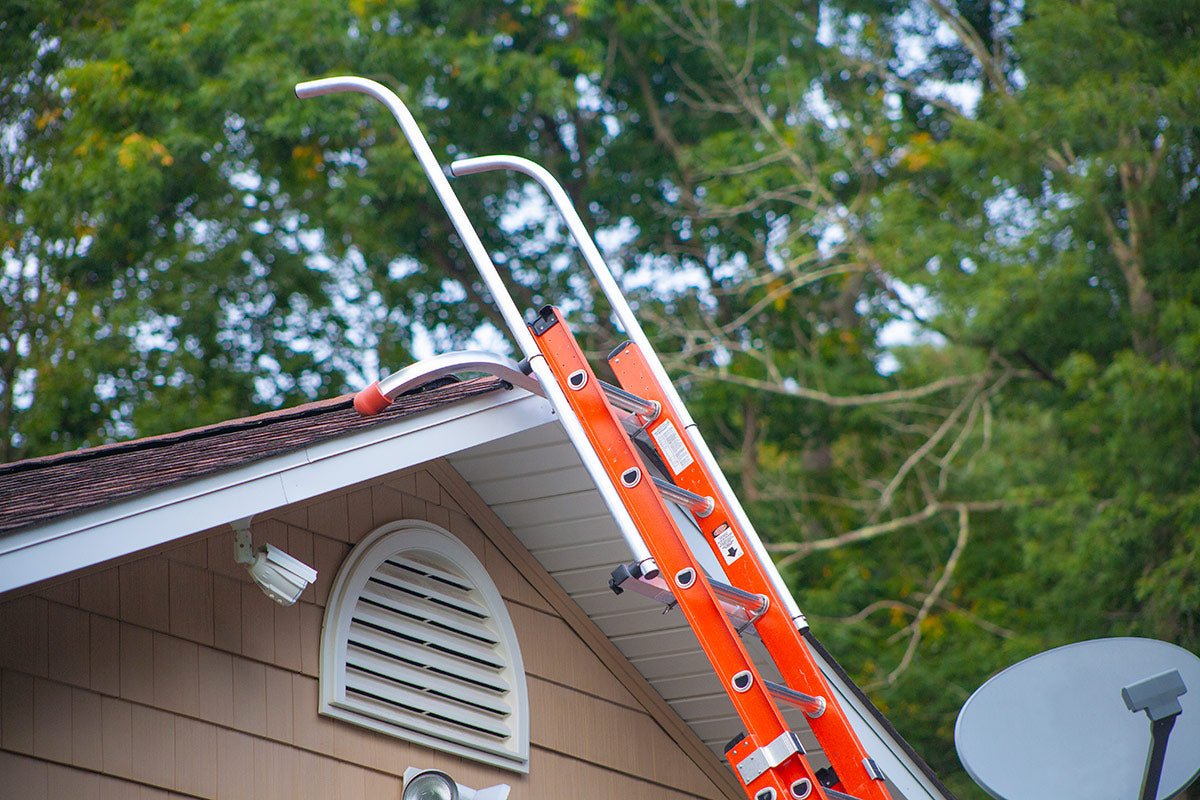 Ladder Safety Rail