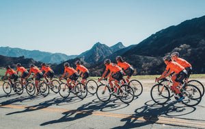 Behind The Scenes At The Rally UHC Cycling Women's Team Camp