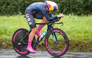 Chloe Dygert Owen Wins UCI Time Trial World Championship In Yorkshire