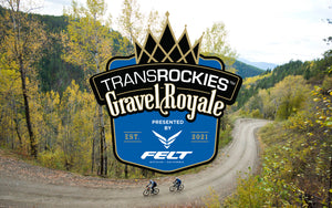 TransRockies Gravel Royale Pairs with Felt Bicycles as Presenting Sponsor