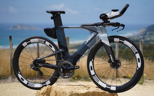 Gallery: Pro Triathlete Braden Currie's 2021 Felt IA Triathlon Race Bike