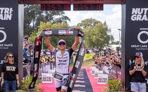 Pro Triathlete Braden Currie Goes Sub-8 Hours To Win Ironman New Zealand