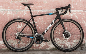 The Felt FR Road Bike Named