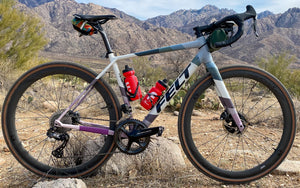 Gallery: Check Out Pro Cyclist Travis McCabe's Custom Gravel Bike