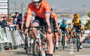 Rally UHC Cycling's Colin Joyce Takes Fifth At Andalucia Finale