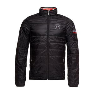 HYBRID DOWN JACKET BLK