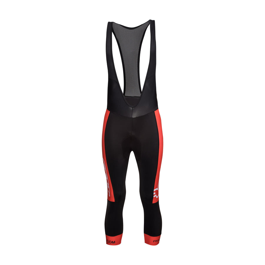 3/4 RACE BIB TIGHT BLK