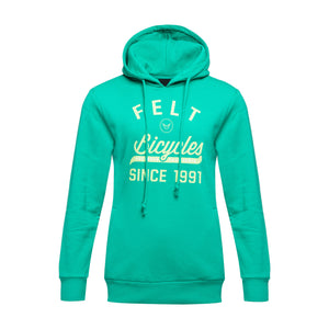 SINCE 1991 HOODY W GREEN