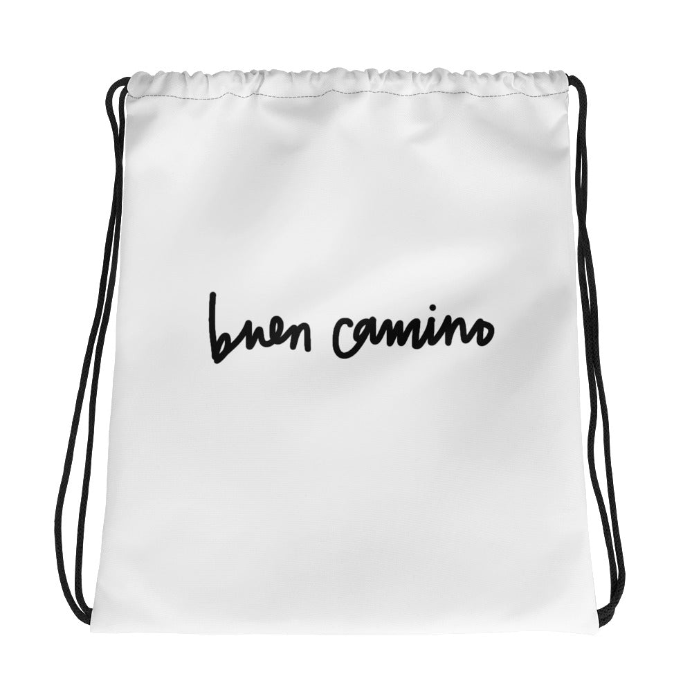 Buen Camino Drawstring bag [Camino Collection]