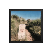 Load image into Gallery viewer, Camino Marker 2.0 Framed poster [Camino Collection]