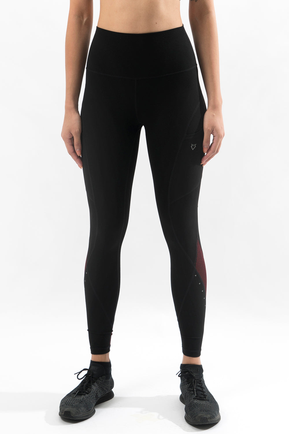 Sculpt Leggings Onyx