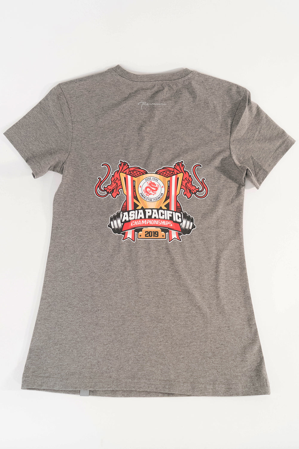 2019 HKPF Asia Pacific Women's T-shirt