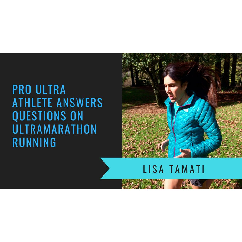 Lisa Answers Runners Questions Live on Wild Things Platform.