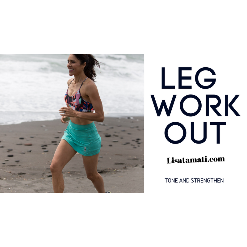 Beginner Leg Workout