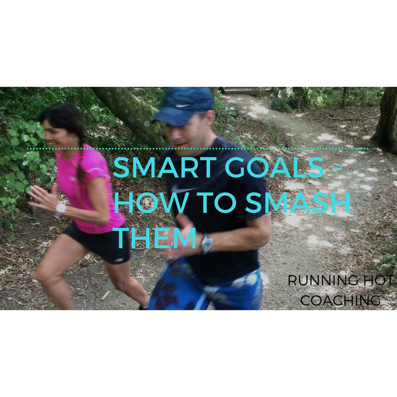 Part Two - Goal Setting - How to set SMART Goals and smash the