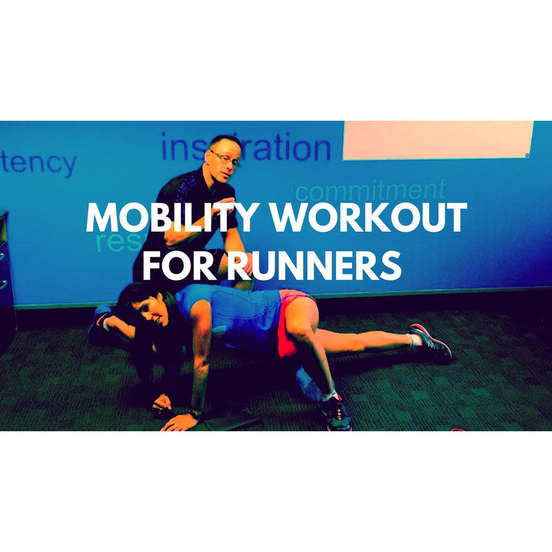 Mobility Workout For Runners