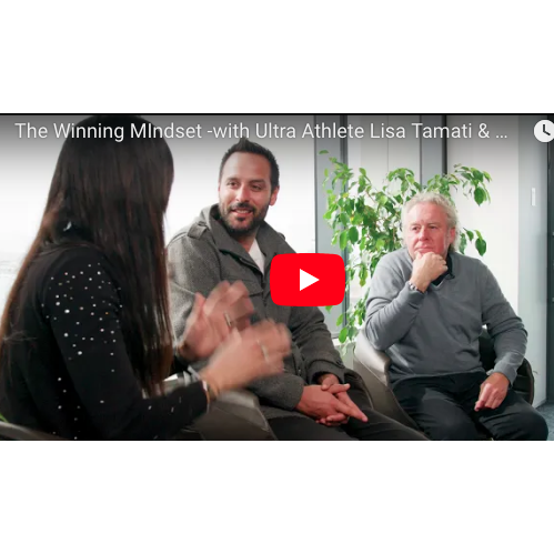 THE WINNING MINDSET - WITH MOTORCYCLE WORLD CHAMP WAYNE GARDNER & LISA TAMATI