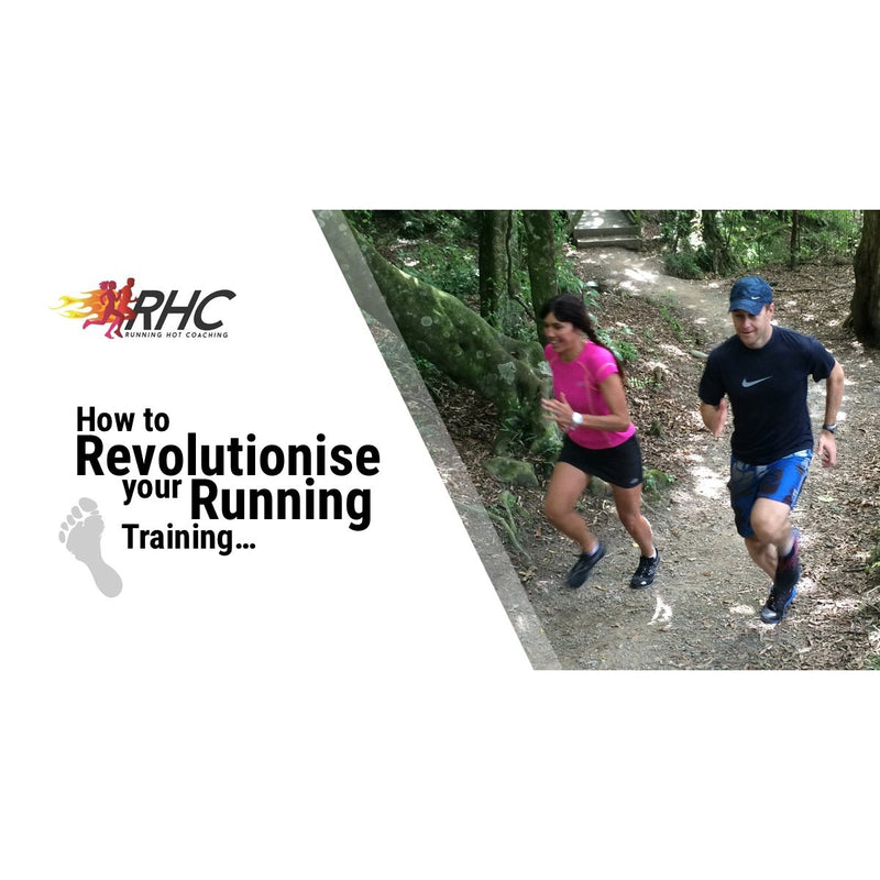 How to Revolutionise Your Running Training - Our Top Three Secrets Masterclass